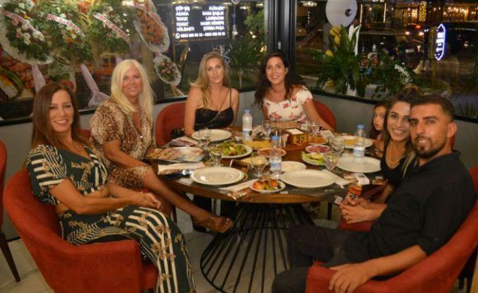 Girne'ye yeni restoran açıldı