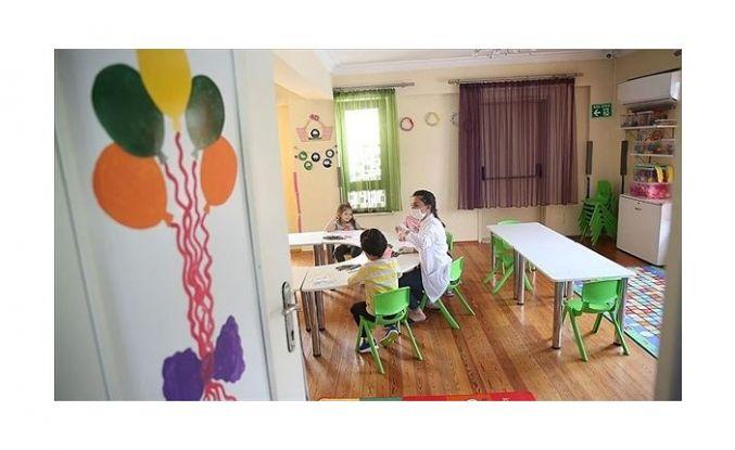 İstanbul'da resmi Ana Okulları, Ana sınıfları ve uygulama sınıflarında eğitim öğretim uzaktan yapılacak