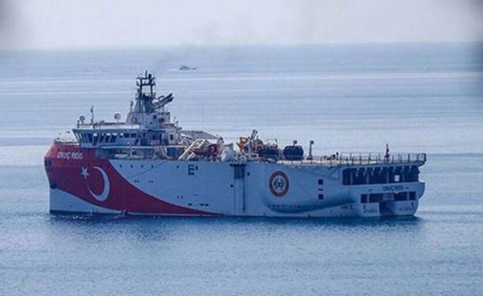 Oruç Reis'in Antalya'ya dönmesi Rum basınında yer aldı