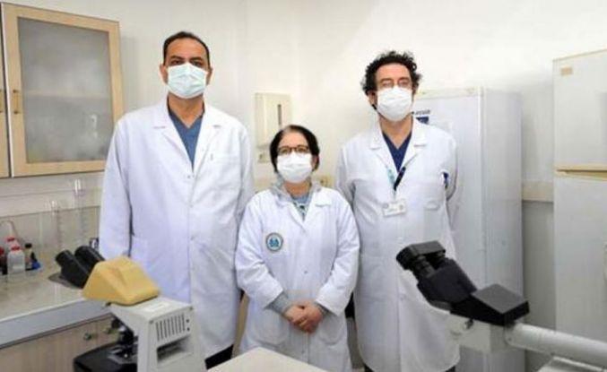 Türkiye'de Kovid-19'u 1 dakikada öldüren ağız ve burun spreyi üretildi