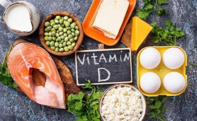 D vitamini eksikliği toplum sağlığını tehdit ediyor