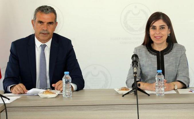 Cumhuriyet Meclisi Türkiye-KKTC parlamentolar arası dostluk grubu yönetim kurulu bugün toplandı