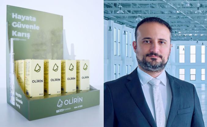 Yakın Doğu Üniversitesi'nin COVID-19'a karşı geliştirdiği koruyucu nazal sprey, Olirin markasıyla eczanelerde!