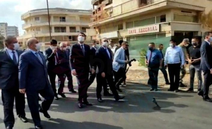 TC Çevre ve Şehircilik Bakanı, Maraş bölgesinde incelemelerde bulundu