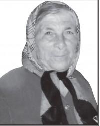 HURİYE KAYMAKAMZADE