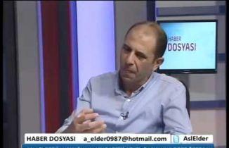 10 08 2016 - KUDRET ÖZERSAY - ASLI ELDER - KIBRIS TV