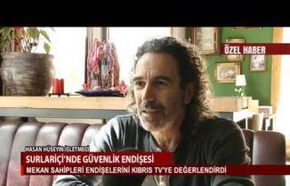Lefkoşa Surlariçi'nde güvenlik endişesi-KIBRIS TV