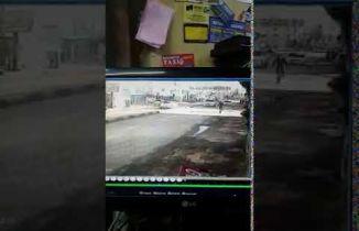 O vicdansız sürücü yakalandı